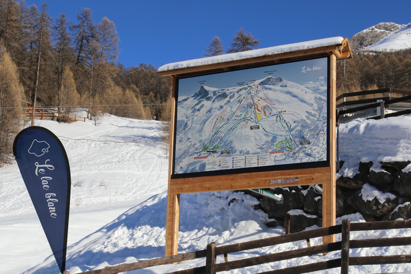 impression supports stations de ski