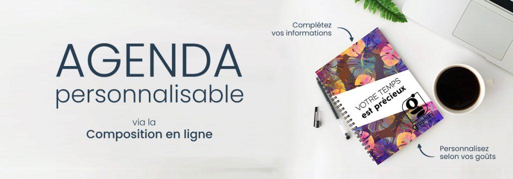 agenda composition en ligne