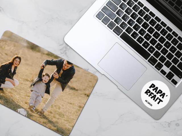 Choisir un cadeau personnalisé pour la fête des pères